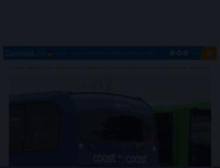 classifieds.cornishguardian.co.uk screenshot