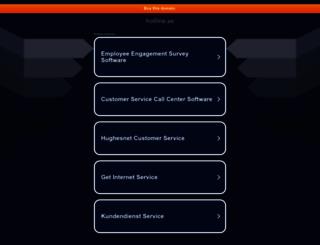 classifieds.hotline.ae screenshot