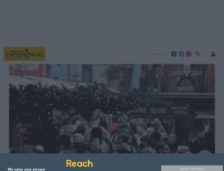 classifieds.manchesteronline.co.uk screenshot