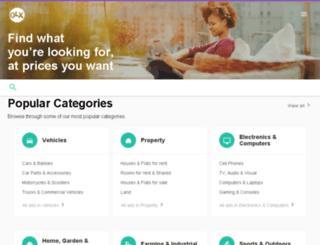 classifieds.parent24.com screenshot
