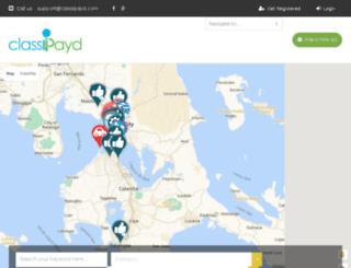 classipayd.com screenshot