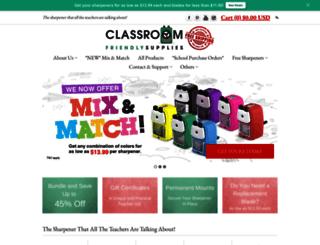 classroomfriendlysupplies.com screenshot