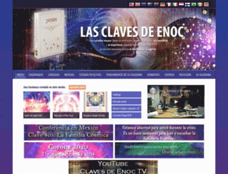 clavesdeenoc.org screenshot