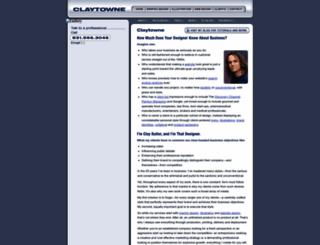 claytowne.com screenshot