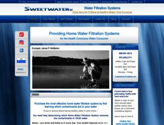 cleanairpurewater.com screenshot
