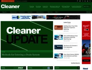 cleaner.com screenshot