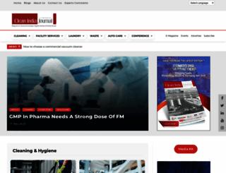 cleanindiajournal.com screenshot