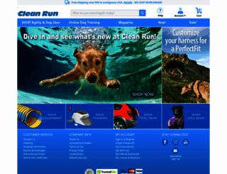 cleanrun.com screenshot