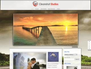 cleanshot.redframe.com screenshot