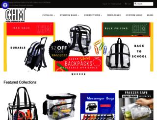clear-handbags.com screenshot