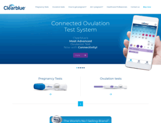 clearblue.biz screenshot