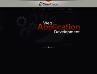 clearimageonline.com screenshot