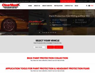 clearmask.com screenshot