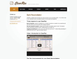 clearrec.com screenshot