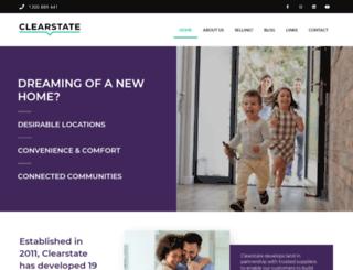 clearstate.com.au screenshot