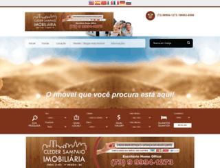 cledersampaio.com.br screenshot