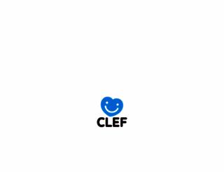 clefgroup.com screenshot