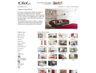 clei.co.uk screenshot