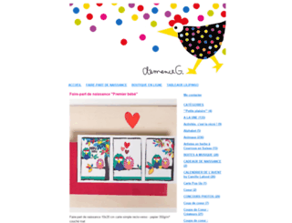 clemenceg.typepad.com screenshot