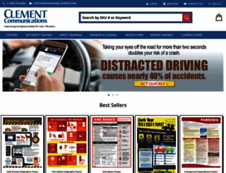 clement.com screenshot