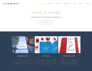 clemhiz.com screenshot