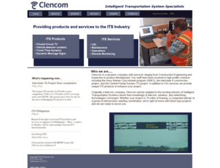 clencom.com screenshot