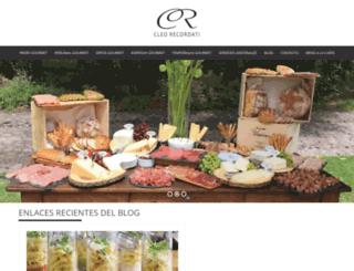 cleorecordati.com screenshot