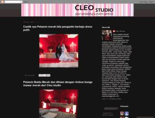cleostudio.blogspot.com screenshot