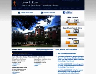 clerk.org screenshot