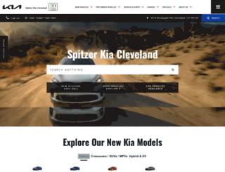 clevelandkia.com screenshot