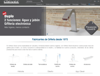 clever.com.es screenshot