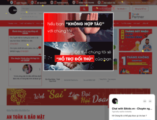 clevietnam.com screenshot