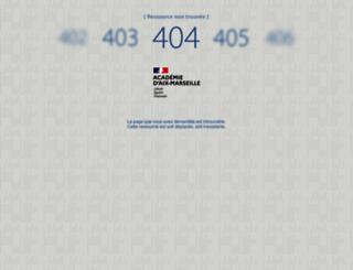 clg-hauts-plaine.ac-aix-marseille.fr screenshot