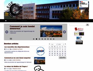 clg-verne-rueil.ac-versailles.fr screenshot