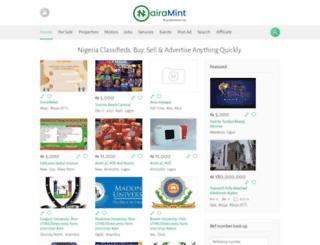 clicads.com.ng screenshot