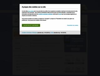 clicforum.fr screenshot