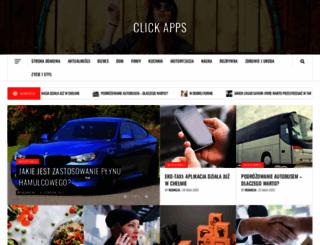click-apps.pl screenshot