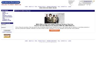 click-n-pay.com screenshot