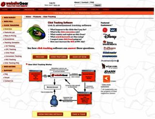 click.websitegear.com screenshot