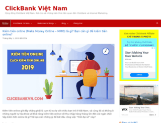 clickbankvn.com screenshot