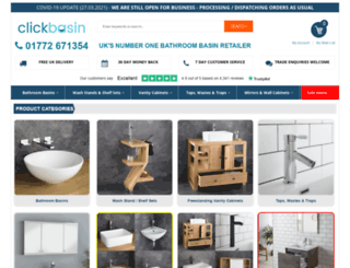 clickbasin.co.uk screenshot