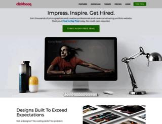 clickbooq.com screenshot
