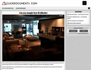 clickdocuments.com screenshot