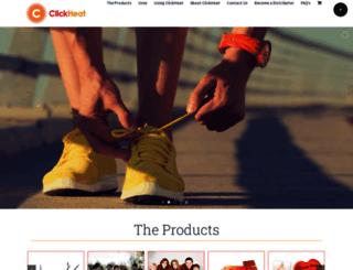 clickheat.eu screenshot