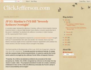 clickjefferson.com screenshot