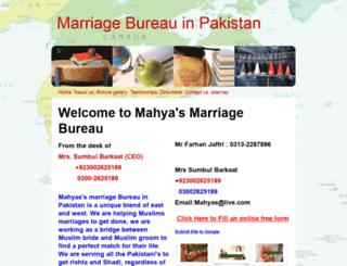 clickmarriage.yolasite.com screenshot