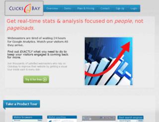 clicksbay.com screenshot