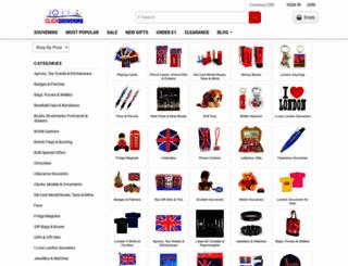 clicksouvenirs.com screenshot