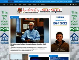 clickthepaper.com screenshot