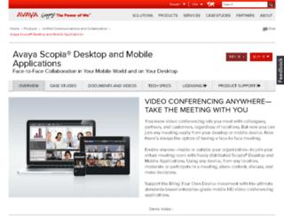 clicktomeet.com screenshot